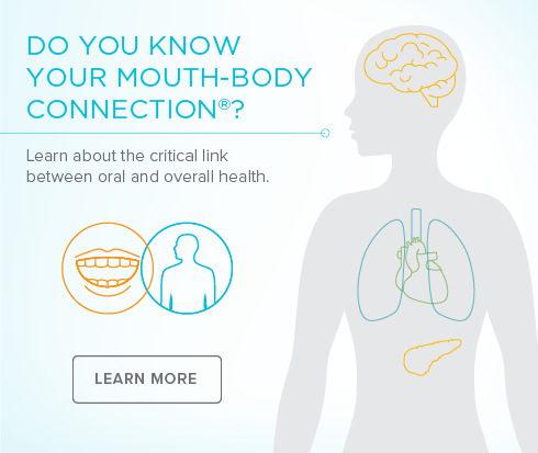 Northridge Dental Office and Orthodontics - Mouth-Body Connection
